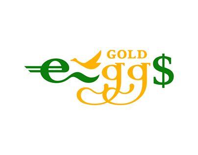 """@Behance portfolio: """"Gold eggs"""" http://be.net/gallery/47050453/Gold-eggs"""