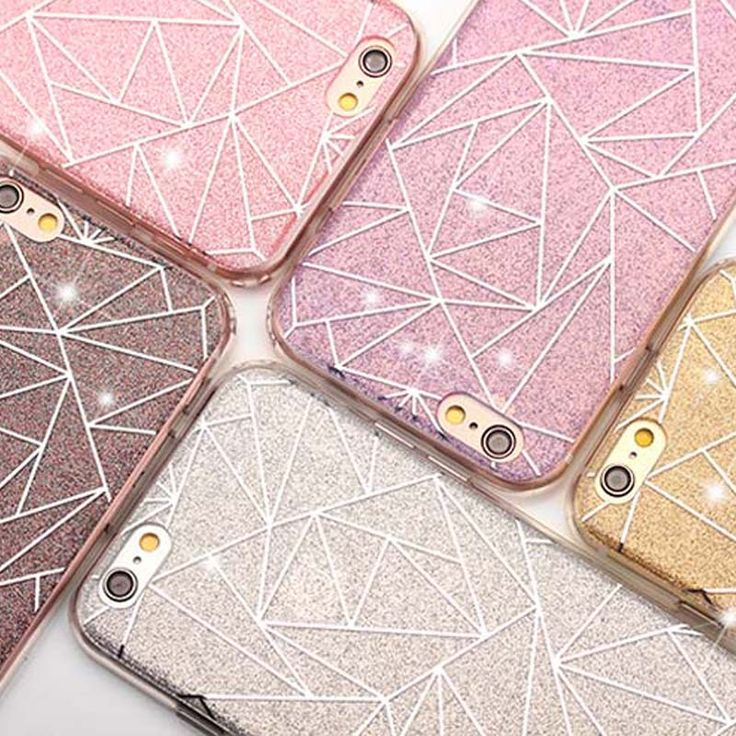 For Apple iphone 6 6 6s cases Fashional Glitter Diamond Skin design Mobile phone covers for i6 6s with hrad phone back covers   iPhone Covers Online