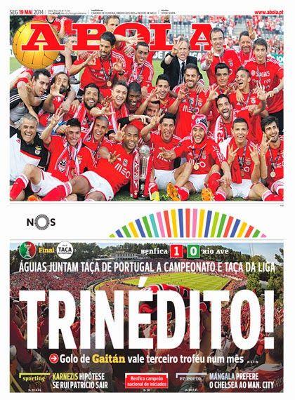 Couratos à Benfica