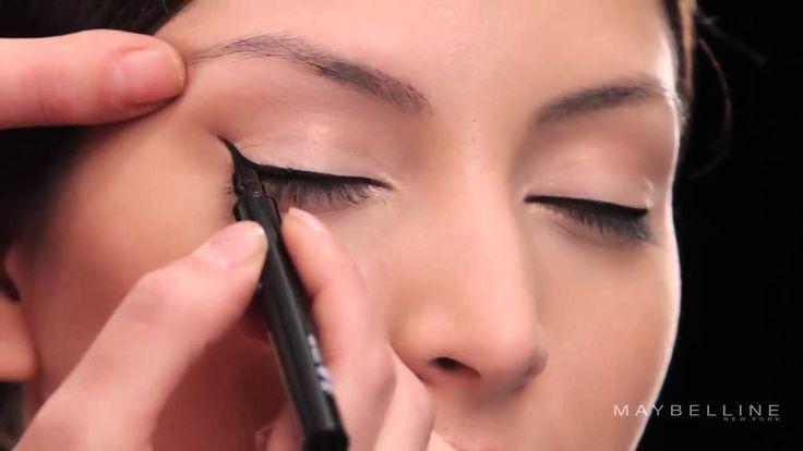 Destacá tu mirada súper fácil.  #Tutoriales #MakeUp #Delineado #Perfecto # MNYArgentina
