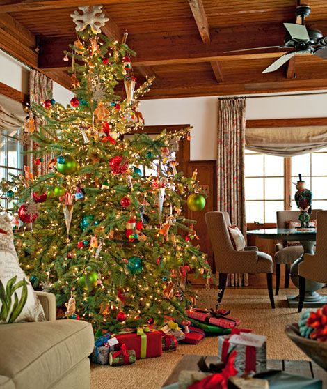 Beautiful Christmas Trees: 169 Best Christmas Cabin Images On Pinterest
