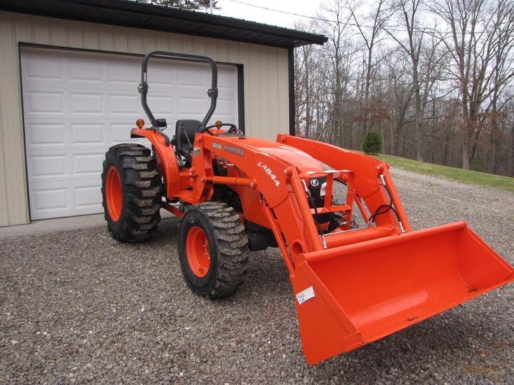 Kubota Mx5100 Kubota Tractors Small Tractors Kubota