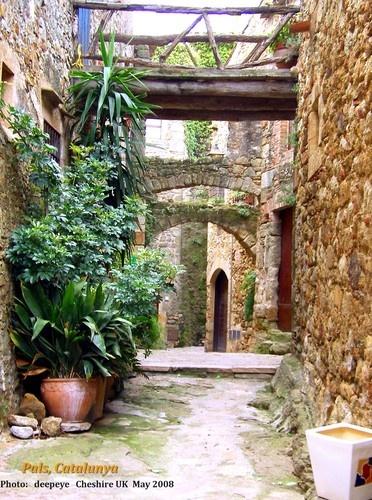 Pals, Girona , Spain