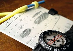 You surface and the boat is nowhere in sight — using these tips to pair natural navigation with basic compass skills will get you where you need to go.