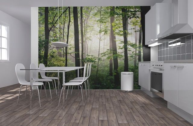 Early Morning - Wall Mural & Photo Wallpaper - Photowall