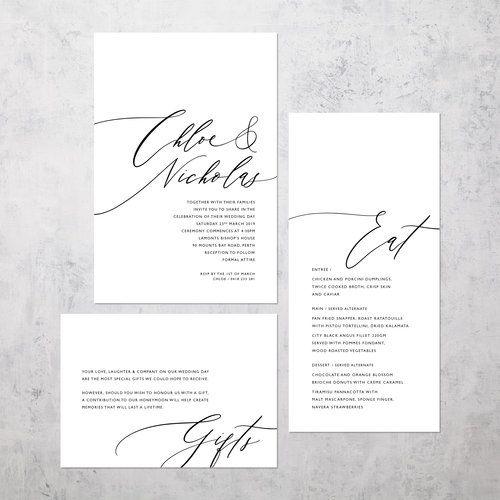 Design Chloe & Nicholas