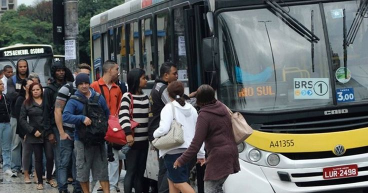 Terceira etapa de mudanças em linhas de ônibus começa sexta-feira