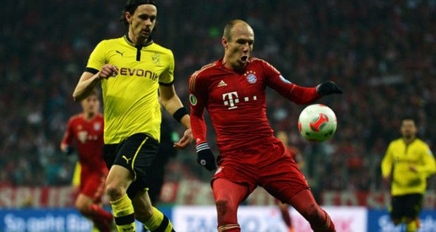 Bayern Munich vs Borussia Dortmund Live Stream German Soccer Online | NonstopTvStream