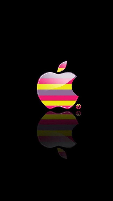 Wallpaper iphone apple logo - Apple Iphone 6 Wallpapers 01