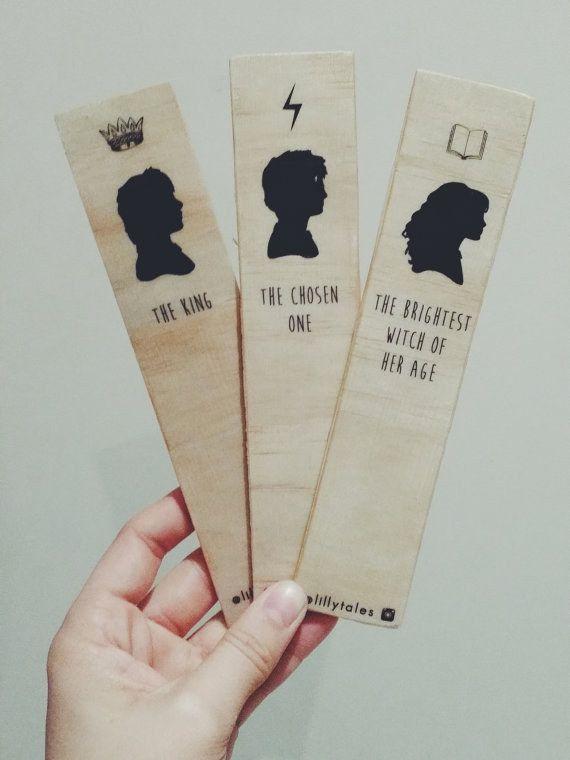Eu quero! Marcadores de página temáticos de Harry Potter » MONSTERBOX