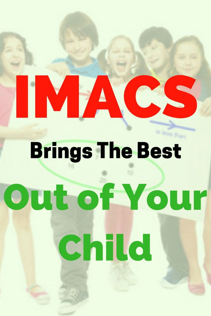 IMACS students learn genuine reasoning skills, allowing them to achieve success in their academic and professional careers in a way that most of their peers will not.