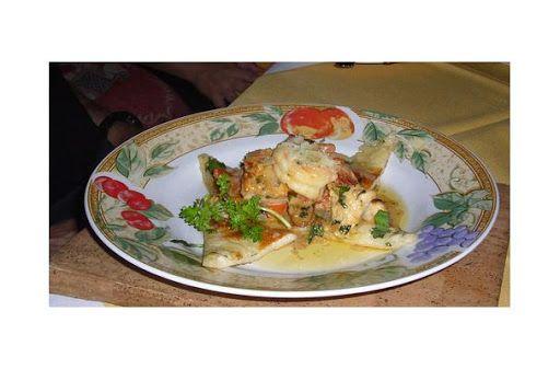 Garlic Paprika Shrimp With Extra-virgin Olive Oil, Garlic Cloves, Large Shrimp, Smoked Paprika, White Wine, Tomato Paste, Salt, Fresh Parsley