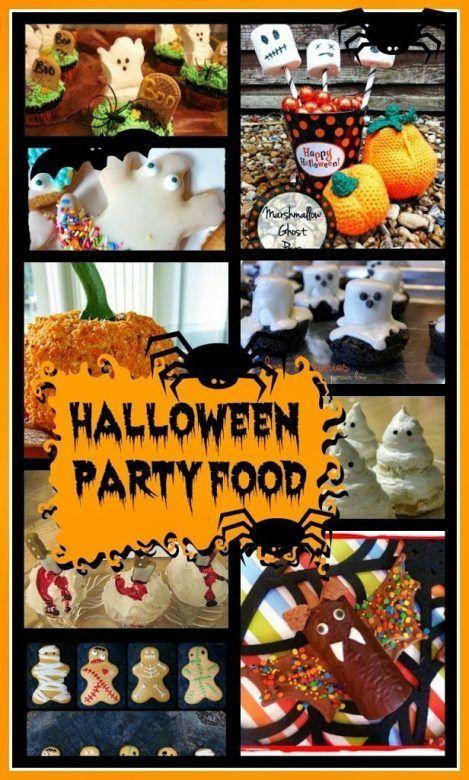 Halloween Party Food Halloween Pinterest Halloween parties and - halloween party food ideas for kids