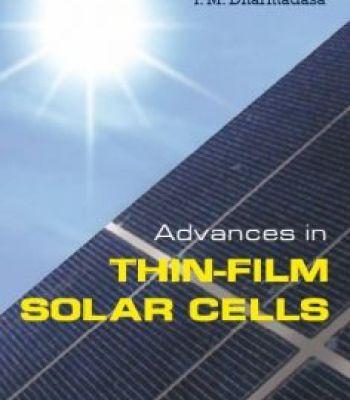Advances In Thin-Film Solar Cells PDF