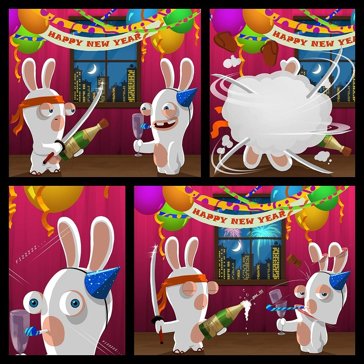 Rabbids Cartoon | Raving Rabbids | Pinterest | Cartoon