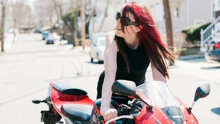 Brianna Wu has been outspoken about sexism in male-dominated video game culture. (Photo by Shannon Grant, courtesy of Brianna Wu)