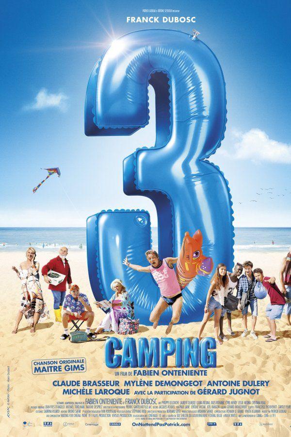 Camping 3 - film 2016 : les séances, le synopsis, les photos et les bandes-annonces du film, le casting… - Orange Cinéma