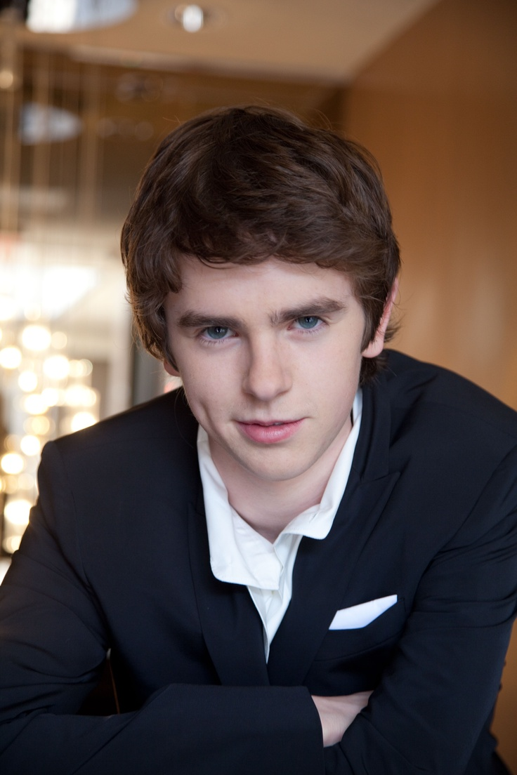 Freddie Highmore's LATF photo shoot by Jeff Carrillo   Read our magazine here: www.latfthemagazine.com