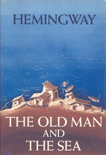 The Old Man And Sea By Hemingway 1st Edition