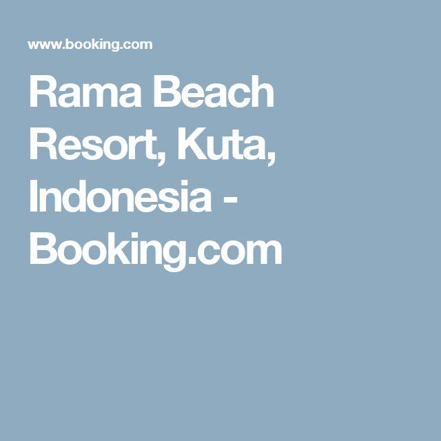 Rama Beach Resort, Kuta, Indonesia - Booking.com