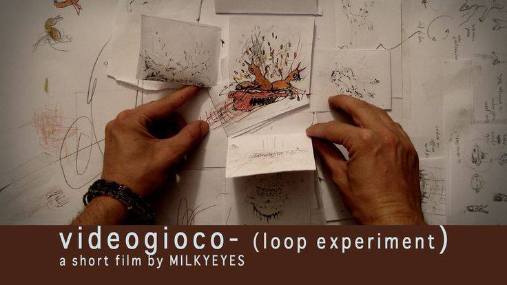 VIDEOGIOCO-loop experiment - HD by milkyeyes (shortfilm) on Vimeo