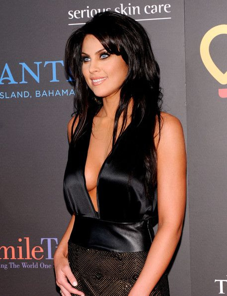 Nadia Bjorlin Photos Photos - 38th Annual Daytime Entertainment Emmy Awards - Arrivals - Zimbio