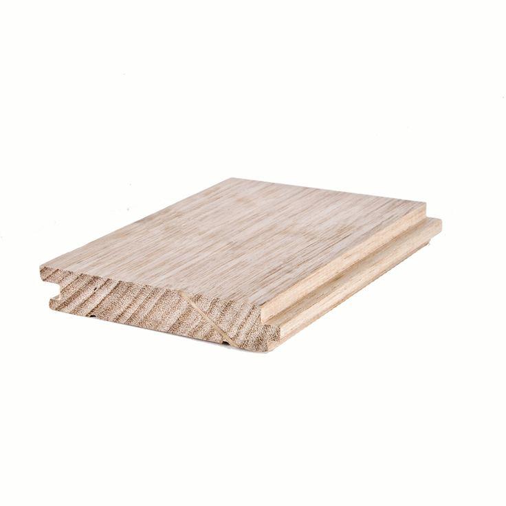 NSFP 108 x 19mm Tongue and Groove Tasmanian Oak Overlay Floor Boards