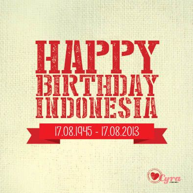 Best 25 happy independence day indonesia ideas on pinterest hut happy independence day indonesia stopboris Choice Image