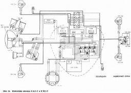 Elektrická schéma