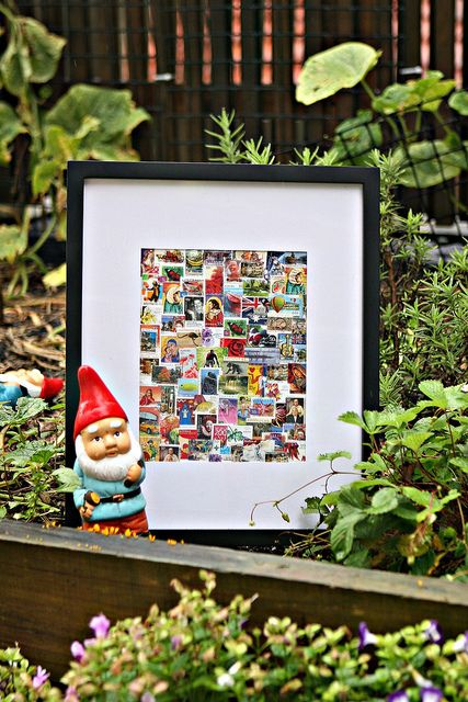35 Best Stamp Collection Display Images On Pinterest