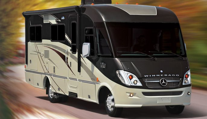 2016 Winnebago Via Motor Home for Sale | Class A Diesel RV