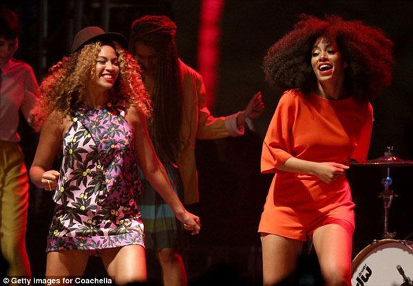 Beyonce joins Solange on stage & more of @Coachella Fella 2014: http://bit.ly/1qXU3y8