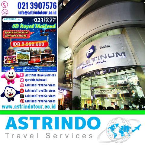 Rencanakan liburanmu sekarang, 0213907576 or email info@astrindotour.co.id
