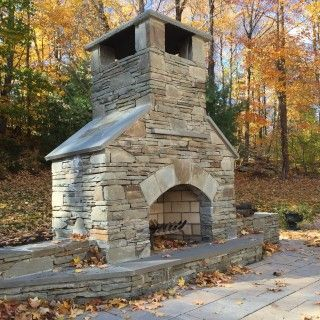Stone Age modular masonry indoor and outdoor fireplaces were born of a desire to simplify fireplace construction for masons and consumers, while delivering consistently outstanding quality and performance for any application. Superior designs and materials are the hallmark of Stone Age products.What is great is that these Outdoor Fireplace Kits are manufactured right here in …