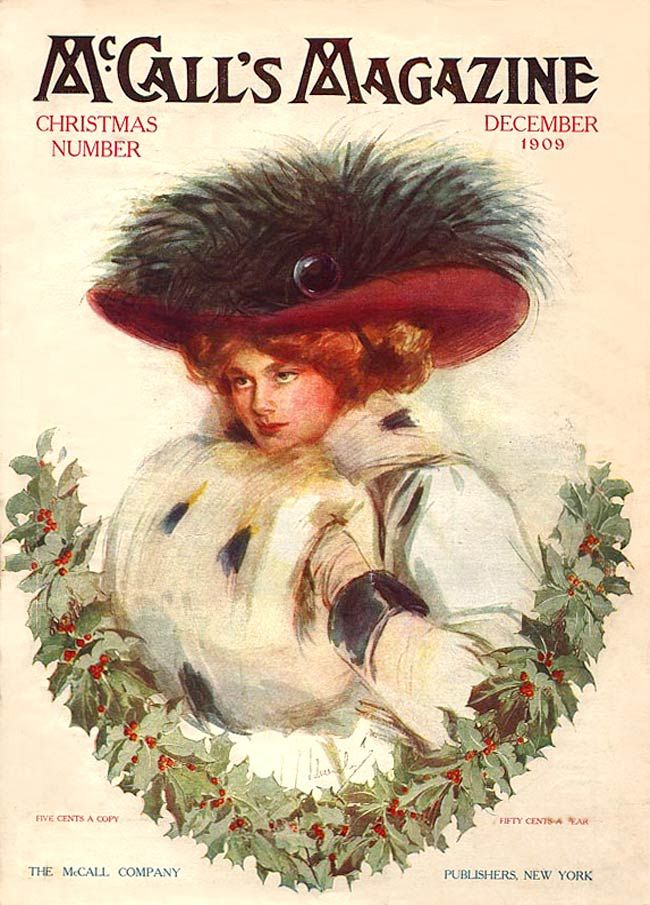 294 Best Vintage McCalls Magazine Covers Images On