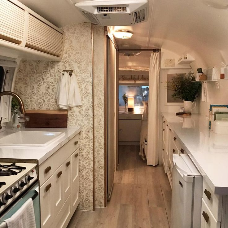 17 Best Images About Interiors On Pinterest Vintage Trailers Canned Ham And Glamping