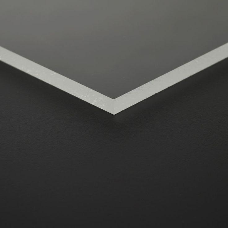 Acrylglas GS transparent Zuschnitt