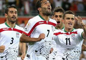 Iran Update Home Kit for 2015 AFC Asian Cup