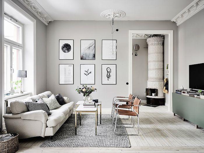 Ecco quali sono i colori da abbinare al grigio tante idee di arredamento con elementi