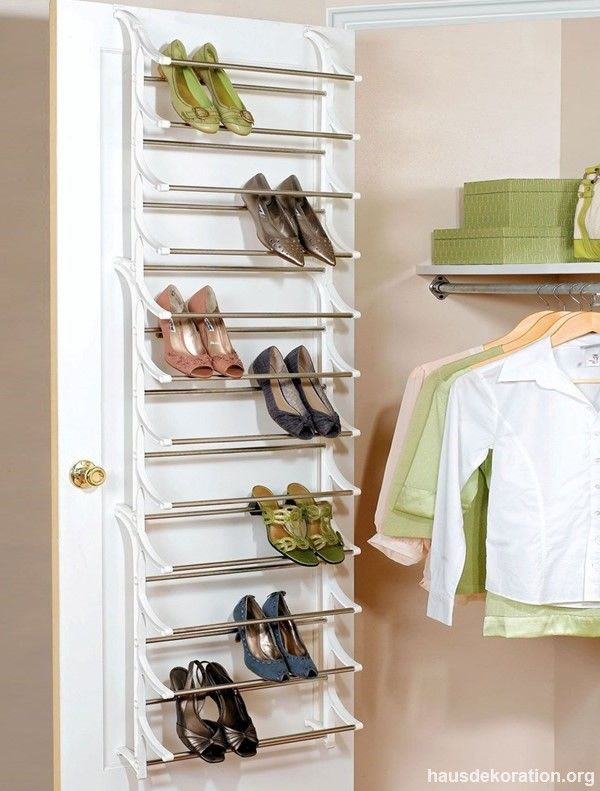 shoe storage solutions for
