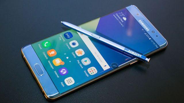 mobile news:Samsung Galaxy Note7  Exchange Program