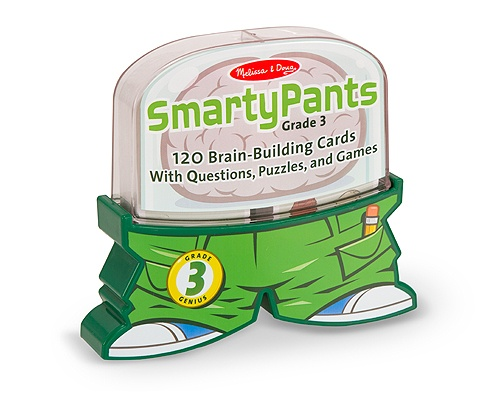 Smarty Pants Kids trivia question sets for the dinner table!