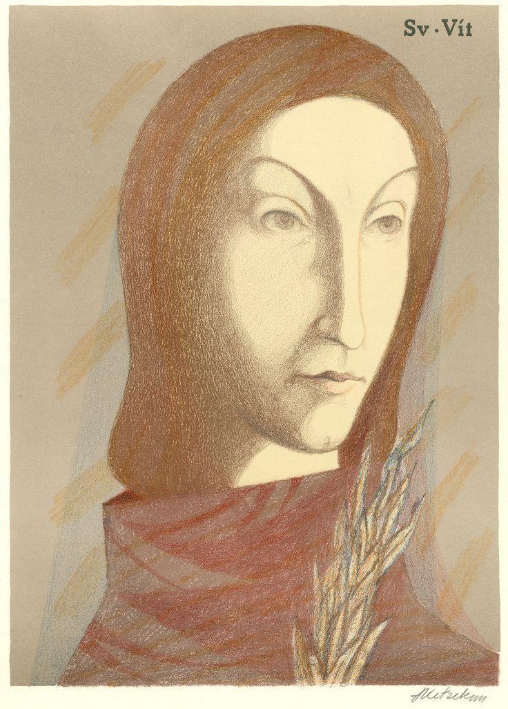 Svatý Vít (Saint Vitus)