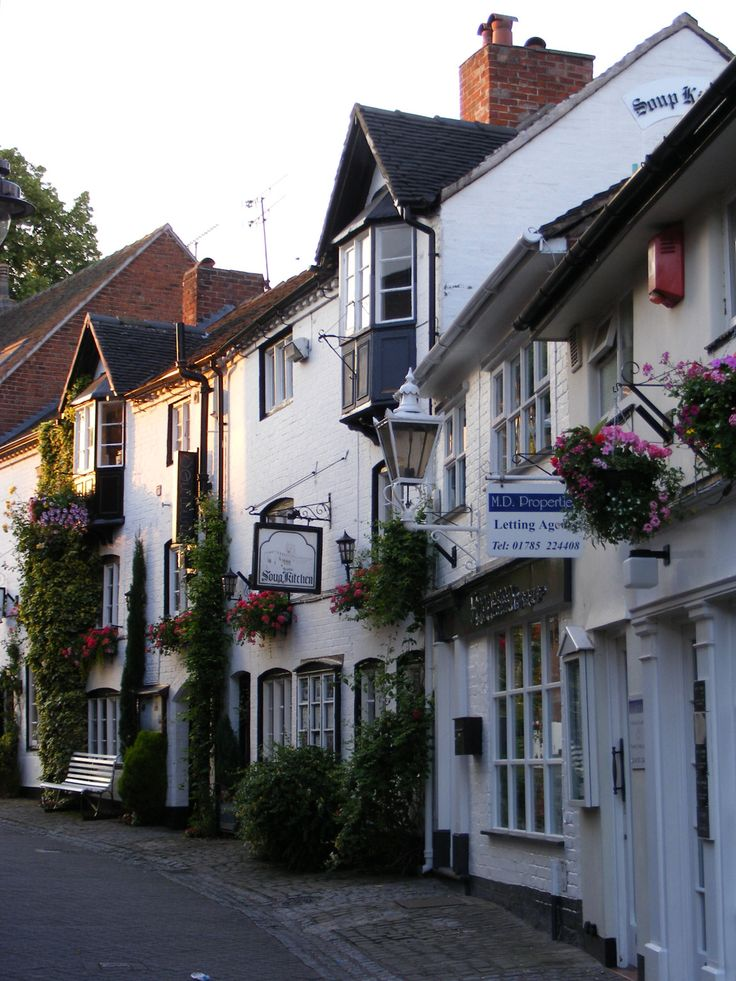 Church Lane,  Stafford England