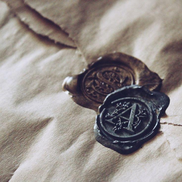 Упаковка с сургучом - моя маленькая слабость) #sealingwax