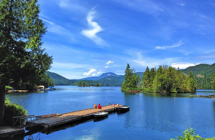 10 Warm Lakes and Swimming Holes Near Vancouver