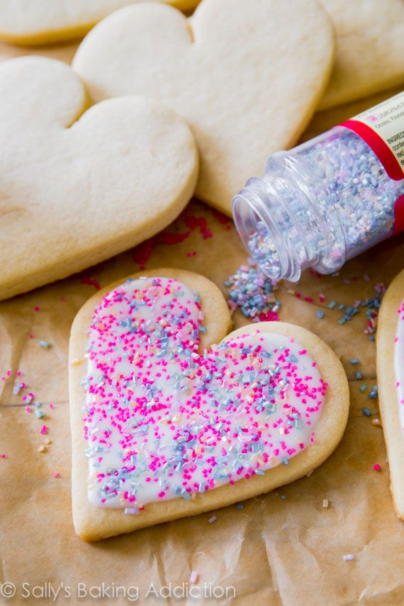 how to make sugar cookies without eggs or butter