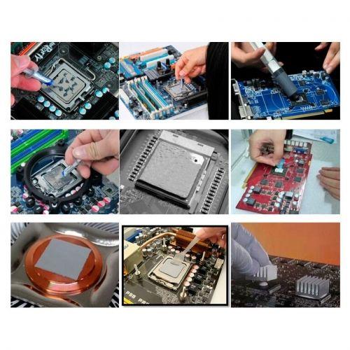 Термопаста для процессора, видеокарты