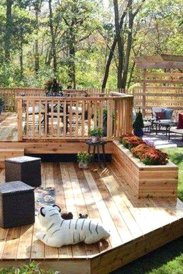 44 Awesome Small Backyard Patio Design Ideas Small Patio Design