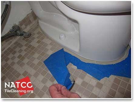 Removing Caulking Tape From Around Toilet Home